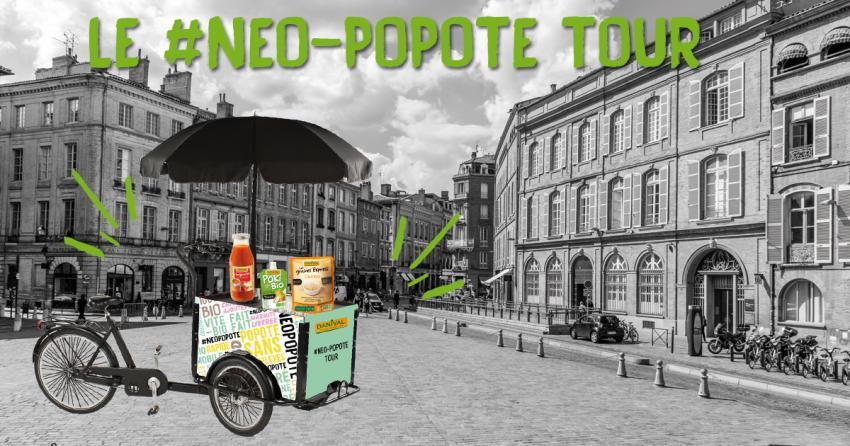 Le néo-popote Tour > venez popoter avec nous !
